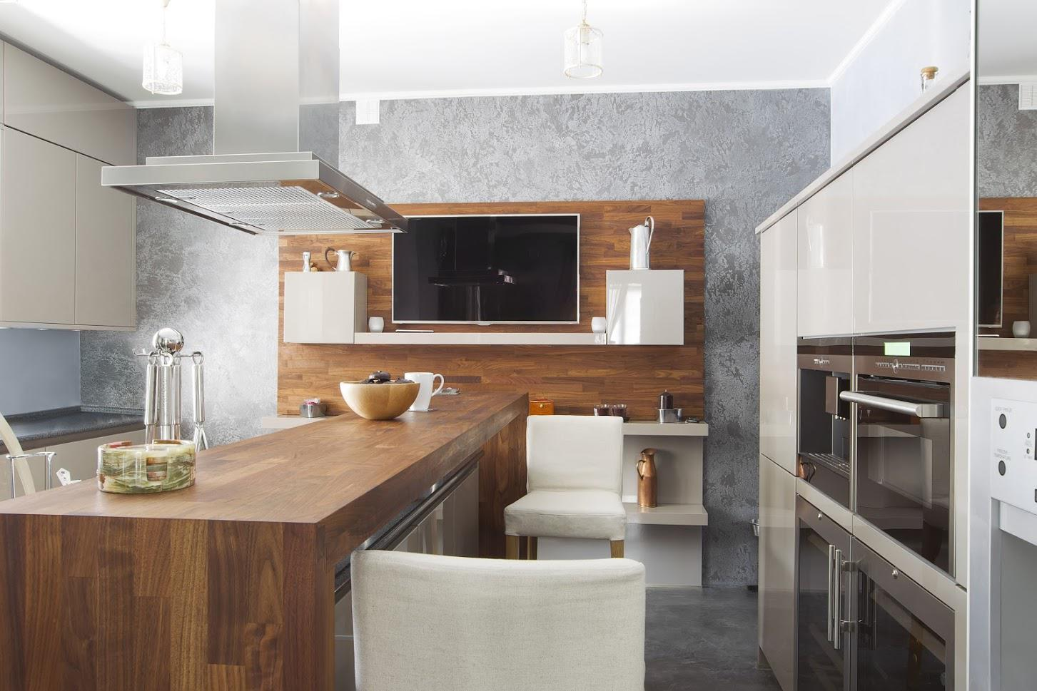 Gorgeous Wall Covering Ideas For The Kitchengorgeous Kitchen